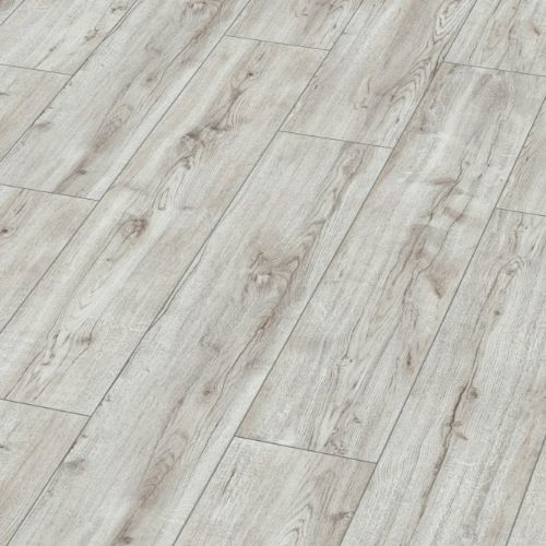 Kronotex Exquisite Plus  Montmelo Creme Oak 8mm Laminate Flooring